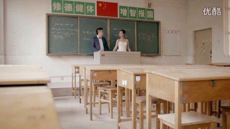 宝鸡中学《十一年的梦》婚礼快剪