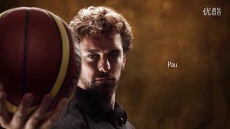 2014西班牙男篮世界杯系列宣传片2