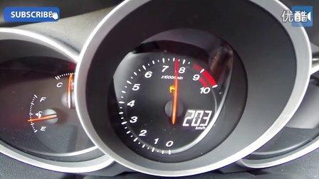 马自达Mazda RX8 231 HP NICE! 0-210 km-h 加速