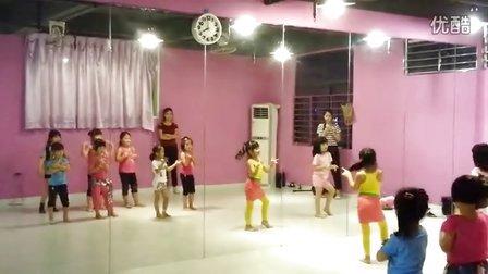 小苹果舞蹈儿童教学版