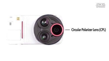 思拍乐 时尚套件 三星S4 RV-1 (CPL) Filter Example