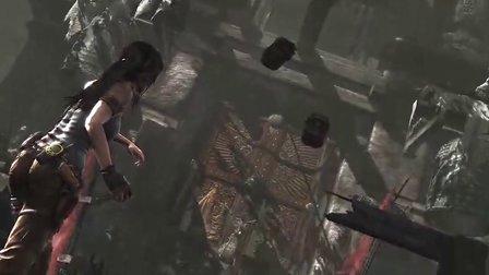 PS4 古墓丽影 大帝解说 第4期 邪马台 诡异的王大锤