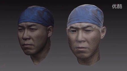 高精度3d三维扫描系统 面部表情扫描 考古医疗扫描 身体人体扫描