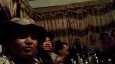 川藏骑行-所波大叔家里活动1