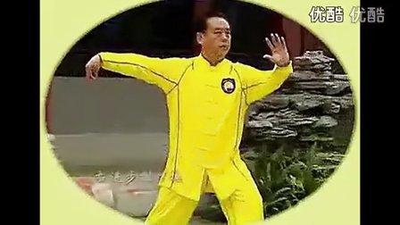 赵幼斌大师演练段位制杨式太极拳六段单练套路