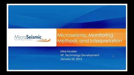 微地震监测方法和解释-MSI