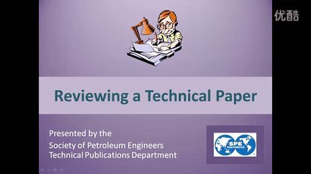Reviewing a Technical Paper