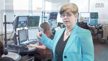 Vidyo 远程医疗视频会议方案 - Mercy SafeWatch 的远程病人监控案例