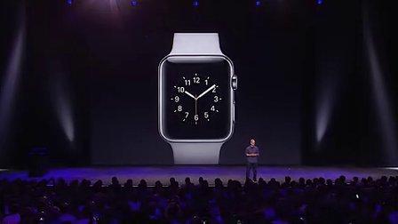 苹果 Apple Watch 系列新品发布会