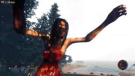 [游戏]森林 第一期 女野人突袭被残忍拖走【墨菲斯托-mephisto】图片