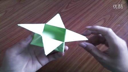 折纸王子大全 简单折纸 手工折纸收纳盒子 简单漂亮