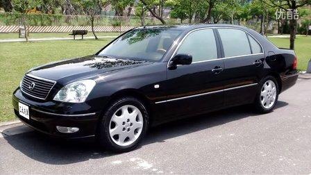 2001款雷克萨斯LS430 二手车
