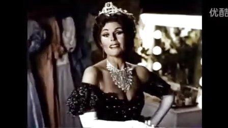 Roberta Peters在电视广告中