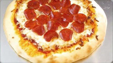 优雅烘焙 2015 史上最快速简单好吃的披萨 完全手工版 71