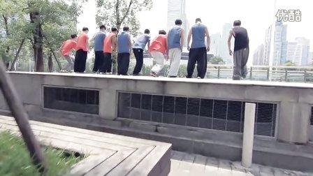 【广州顶风】团队创立一周年视频——我们在一起 Parkour