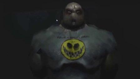 恐怖游戏《黑湾疯人院》解说 第一集:猎奇的俯视角版逃生即视感