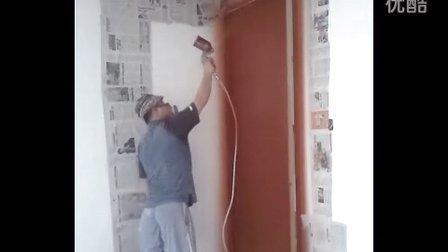 家具索色 家具喷漆 喷色漆 直板门的工艺