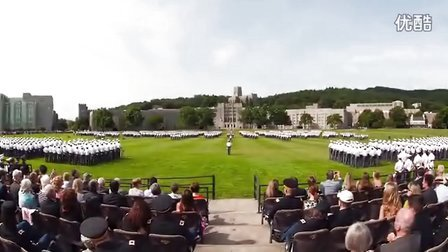 西点军校2018年级2014年入学阅兵仪式