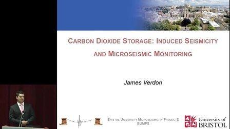 二氧化碳地质封存-诱发地震及微震监测
