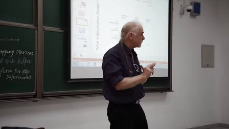 信息设计与架构, Prof. Bob Boiko(iSchool of UW)