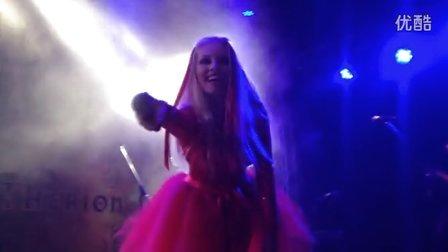 瑞典交响金属圣兽Therion – 北京HitFM Live开场两曲(20140930)