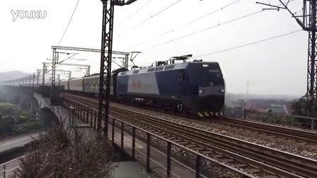 旅游专列 Y166次 HXD1B-0621 沪昆线浙赣段大园里拍车