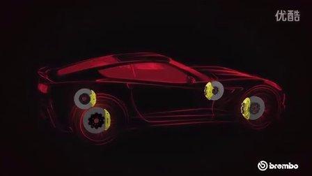 采用布雷博制动件的雪佛兰 Z06提升制动效果