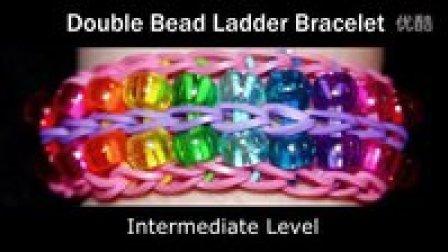13 Rainbow Loom® 双层珠手链彩虹织机手链视频教程