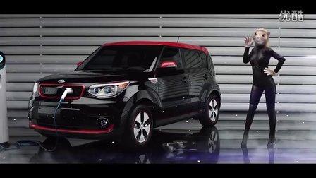 2015 Kia Soul EV 起亚电动汽车 创意广告 MTV