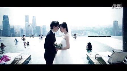 高端婚礼视频剪辑 幸福 风景如画