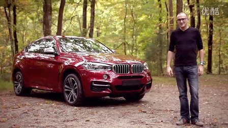 XCAR试驾2015宝马BMW X6 - Don't Believe the Hype -