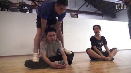 芮歌文化专业演员素养培训——形体训练,培养意志力