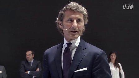 2014巴黎车展Lamborghini Asterion发布会完整版