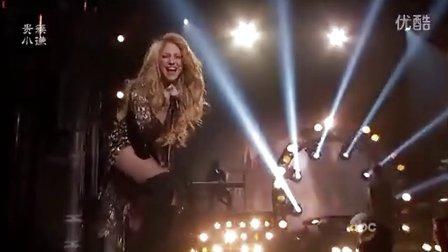 Shakira夏奇拉《Empire》2014年美国公告牌音乐大奖颁奖典礼