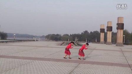 野牡丹健身队广场舞--爱的部落
