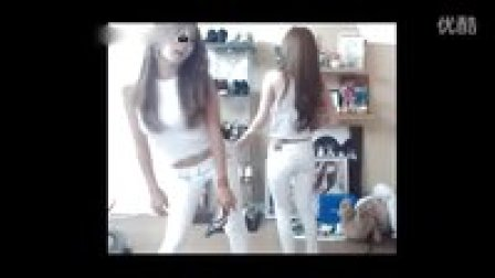 DJ-Blockbuster cry to God韩国美女许允美牛仔裤热舞