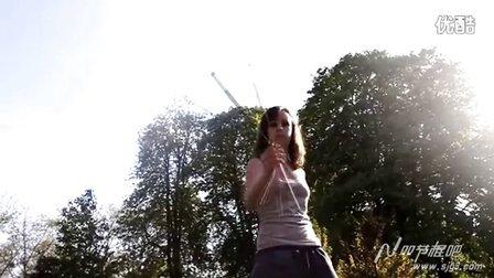 BLONDELLE Camille 花式双节棍