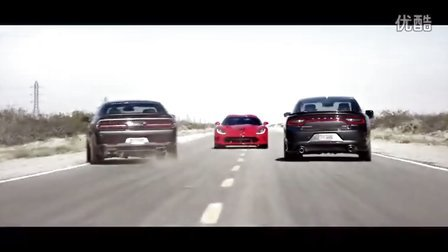 2015 道奇Charger and Challenger 电视广告