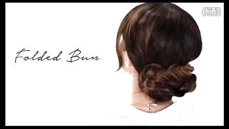 【Elegant Touch雅致格调】3款简单可爱美发教程 扎头发教程 2分钟搞定简单中长发发型