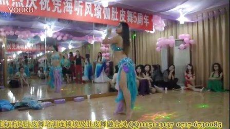 宜昌市凭海听风专业埃及肚皮舞培训连锁--融合风成品舞