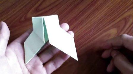 折纸王子大全 简单折纸 折纸王子教你折纸 幼儿小裤子