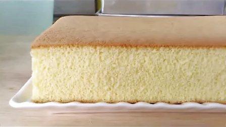 分享篇--如何制作蜂蜜蛋糕 附上配方 How to Make Castella Cake (蜂蜜蛋糕) -