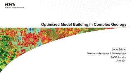 复杂地质条件下优化建模02-ion