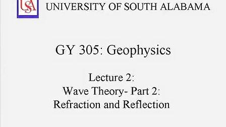 第2讲 波动理论、折射和反射