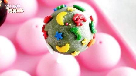 《范美焙亲-familybaking》第一季-138 棒棒糖蛋糕