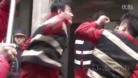 《对与决》 幕后纪录_动作篇