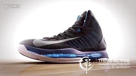 ThingActive形动视觉-耐克运动鞋创意CG产品宣传广告TVC