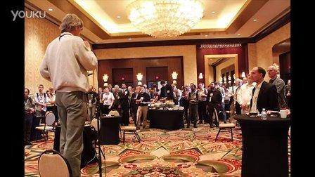波动现象研究中心在 Houston举行的2013 SEG年会上