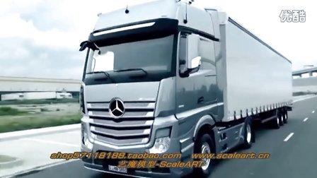 Mercedes-Benz 新Actros 2011