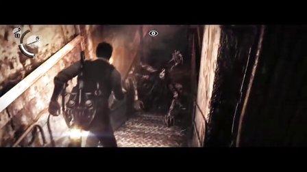 纯黑《恶灵附身》非攻略初体验屠杀向直播实录 P3